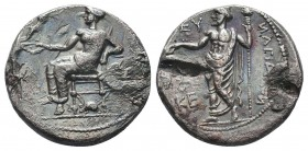 Nagidos, Cilicia. AR Stater. c. 370-350 BC.  Condition: Very Fine  Weight: 9.80 gr Diameter: 23 mm