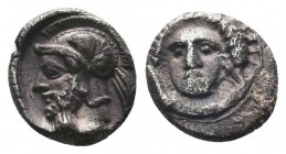 Cilicia, Tarsos. Pharnabazos. Silver Obol, Persian general, 380-374/3 BC.   Condition: Very Fine  Weight: 0.60 gr Diameter: 9 mm