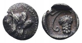 CILICIA, Soloi. 425-400 BC. AR Obol  Condition: Very Fine  Weight: 0.20 gr Diameter: 7 mm