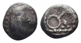 Cyprus, Marium, Uncertain king, c. 480 BC, Obol  Condition: Very Fine  Weight: 0.80 gr Diameter: 8 mm