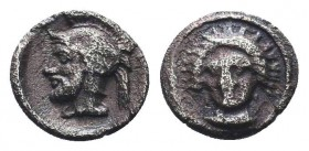 Cilicia, Tarsos. Pharnabazos. Silver Obol, Persian general, 380-374/3 BC.  Condition: Very Fine  Weight: 0.30 gr Diameter: 7 mm