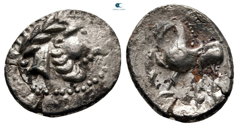 Eastern Europe. Imitation of Philip II of Macedon circa 300-100 BC. 