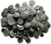 Lot of ca. 130 greek bronze coins / SOLD AS SEEN, NO RETURN!nearly very fine