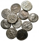 Lot of ca. 11 roman provincial coins / SOLD AS SEEN, NO RETURN!nearly very fine