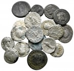 Lot of ca. 19 roman coins / SOLD AS SEEN, NO RETURN! nearly very fine