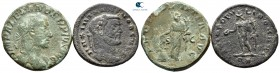 Lot of 2 roman coins / SOLD AS SEEN, NO RETURN!very fine
