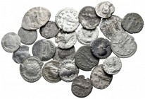 Lot of ca. 23 roman coins / SOLD AS SEEN, NO RETURN! nearly very fine