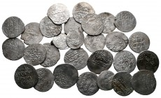 Lot of ca. 29 islamic silver coins / SOLD AS SEEN, NO RETURN!very fine