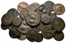 Lot of ca. 29 islamic coins / SOLD AS SEEN, NO RETURN!nearly very fine
