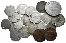 Lot of ca. 20 modern world coins / SOLD AS SEEN, NO RETURN! fine