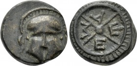 THRACE. Mesambria. Ae (4th-3rd centuries BC).