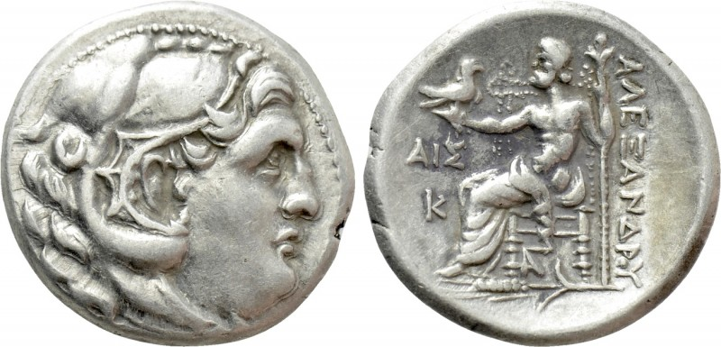 KINGS OF MACEDON. Alexander III 'the Great' (336-323 BC). Drachm. Callatis. 