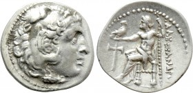 KINGS OF MACEDON. Alexander III 'the Great' (336-323 BC). Drachm. Miletos or Mylasa.