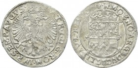 GERMANY. United Duchies of Jülich-Cleves-Berg. Emmerich, with title Matthias (1609-1624). Adlerschilling.