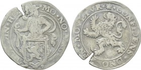 NETHERLANDS. Holland. Lion Dollar or Leeuwendaalder.