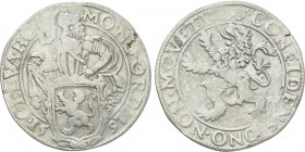 NETHERLANDS. Holland. Lion Dollar or Leeuwendaalder (1597).