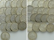 20 Silver Coins of Germany / Third Reich.