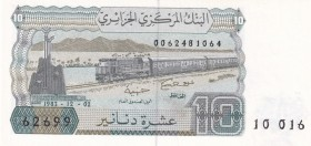 Algeria, 10 Dinars, 1983, UNC, p132a