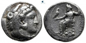 "Kings of Macedon. Amphipolis. Alexander III ""the Great"" 336-323 BC. Struck circa 320-315 BC. Tetradrachm AR"