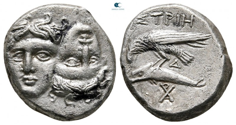 Moesia. Istros circa 400-300 BC. 