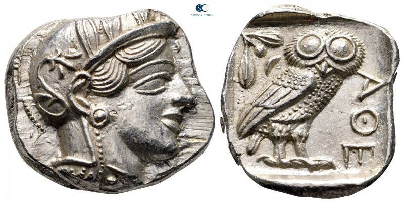 Attica. Athens 454-404 BC. 