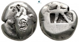 Islands off Attica. Aegina 525-475 BC. Stater AR