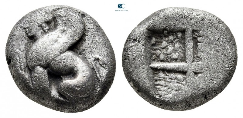 Islands off Ionia. Chios circa 431-412 BC. 