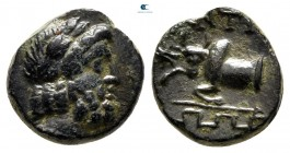 Caria. Antiocheia ad Maeander   after 168 BC. Bronze Æ