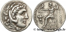 MACEDONIA - MACEDONIAN KINGDOM - CASSANDER Type : Tétradrachme  Date : c. 201-190 AC.  Mint name / Town : Rhodes, Carie  Metal : silver  Diameter : 30...