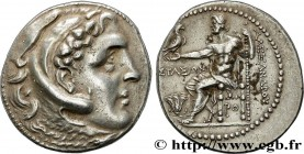 CARIA - CARIAN ISLANDS - RHODES Type : Tétradrachme  Date : c. 201-190 AC.  Mint name / Town : Rhodes  Metal : silver  Diameter : 29  mm Orientation d...