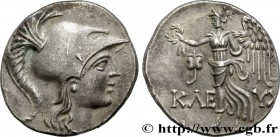 PAMPHYLIA - SIDE Type : Tétradrachme  Date : c. 120-80 AC  Mint name / Town : Sidé, Pamphylie  Metal : silver  Diameter : 28  mm Orientation dies : 12...