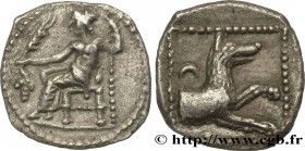 CILICIA - TARSUS - PHARNABAZUS SATRAP Type : Obole  Date : c. 400-350 AC.  Mint name / Town : Tarse, Cilicie  Metal : silver  Diameter : 10,5  mm Orie...