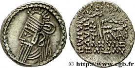 PARTHIAN KINGDOM - VOLOGESE IV Type : Drachme  Date : c. 147-191  Mint name / Town : Ecbatane, Médie  Metal : silver  Diameter : 20,5  mm Orientation ...