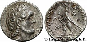 EGYPT - LAGID OR PTOLEMAIC KINGDOM - PTOLEMY II PHILADELPHUS Type : Tétradrachme  Date : an 33  Mint name / Town : Phénicie, Ptolemais  Metal : silver...