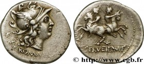 SERVILIA Type : Denier  Date : 136 AC.  Mint name / Town : Rome  Metal : silver  Millesimal fineness : 950  ‰ Diameter : 21  mm Orientation dies : 5  ...