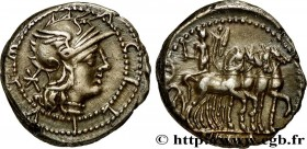 ACILIA Type : Denier  Date : 130 AC.  Mint name / Town : Rome  Metal : silver  Millesimal fineness : 950  ‰ Diameter : 18,5  mm Orientation dies : 6  ...