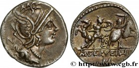 SERVILIA Type : Denier  Date : 100 AC.  Mint name / Town : Italie  Metal : silver  Millesimal fineness : 950  ‰ Diameter : 20,5  mm Orientation dies :...