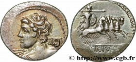 LICINIA Type : Denier  Date : 84 AC.  Mint name / Town : Rome  Metal : silver  Millesimal fineness : 950  ‰ Diameter : 20,5  mm Orientation dies : 7  ...