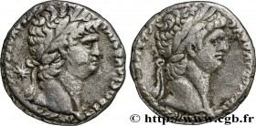 NERO and CLAUDIUS Type : Tétradrachme syro-phénicien  Date : 63-68  Mint name / Town : Antioche, Syrie, Séleucie et Piérie  Metal : silver  Diameter :...