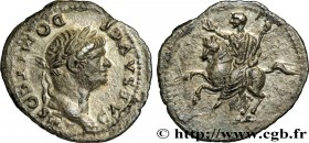 DOMITIANUS Type : Denier  Date : 73  Mint name / Town : Rome  Metal : silver  Millesimal fineness : 900  ‰ Diameter : 19  mm Orientation dies : 12  h....