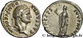 DOMITIANUS Type : Denier  Date : 74  Mint name / Town : Rome  Metal : silver  Millesimal fineness : 900  ‰ Diameter : 17,5  mm Orientation dies : 6  h...