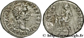 NERVA Type : Denier  Date : 97  Mint name / Town : Rome  Metal : silver  Diameter : 16,5  mm Orientation dies : 7  h. Weight : 3,20  g. Obverse legend...