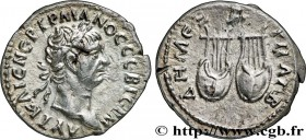 TRAJANUS Type : Drachme  Date : 98-99  Mint name / Town : Masicytes, Lycie  Metal : silver  Millesimal fineness : 850  ‰ Diameter : 18  mm Orientation...