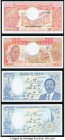 World (Cameroon, Congo Republic, Gabon) Group Lot of 4 Examples About Uncirculated-Crisp Uncirculated.   HID09801242017  © 2020 Heritage Auctions | Al...