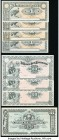 Ecuador Banco Sur Americano Group Lot of 8 Examples About Uncirculated-Crisp Uncirculated.   HID09801242017  © 2020 Heritage Auctions | All Rights Res...