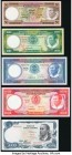 Equatorial Guinea Group Lot of 5 Examples Crisp Uncirculated.   HID09801242017  © 2020 Heritage Auctions | All Rights Reserve