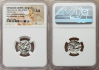 MACEDONIAN KINGDOM. Alexander III the Great (336-323 BC). AR drachm (17mm, 2h). NGC AU. Posthumous issue of Abydus, ca. 310-301 BC. Head of Heracles r...