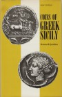 JENKINS Kenneth. Coins of Greek Sicily. London, 1976 Hardcover with jacket, pp. 64, ill.