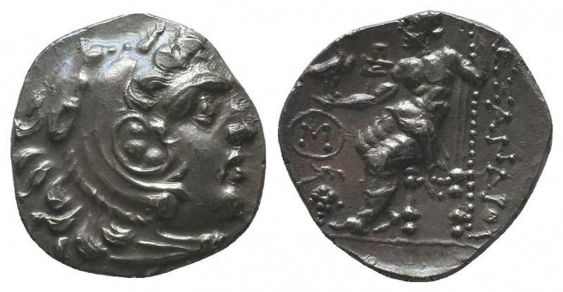 ISLANDS off IONIA, Chios. Circa 290-275 BC. AR Drachm. In the name and types of ...