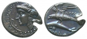PAPHLAGONIA. Sinope. Ca. 410-350 BC. AR stater  Condition: Very Fine  Weight: 5.90 gr Diameter: 21 mm